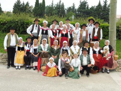 Fête du peuple Provençal