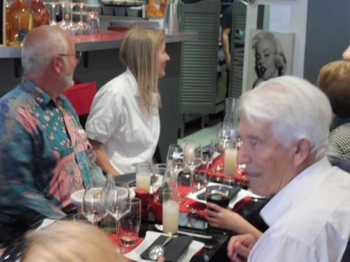 Restaurant Les Frangines Cassis
